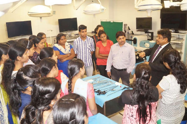 Paramedical Training