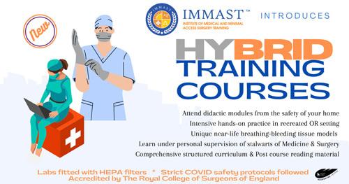 Hybrid Training module IMMAST