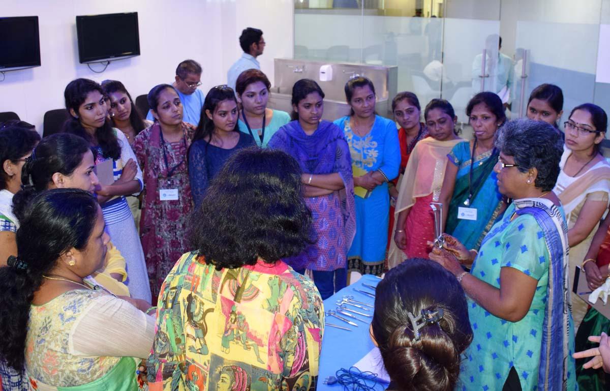 7 Pillars of Minimal Access Surgery for Operating Room Nurses