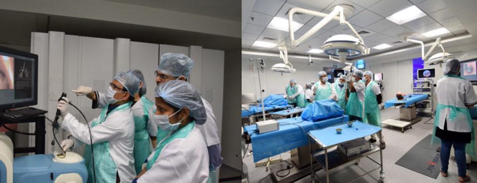 flexible bronchoscopy course
