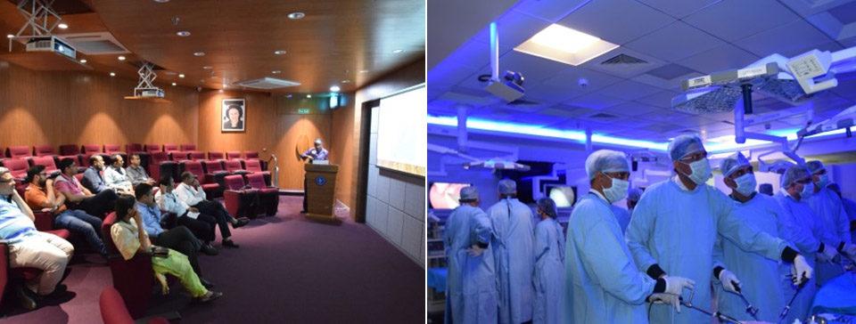 Advanced Minimal Access Laparoscopic Paediatric Surgery Training Course