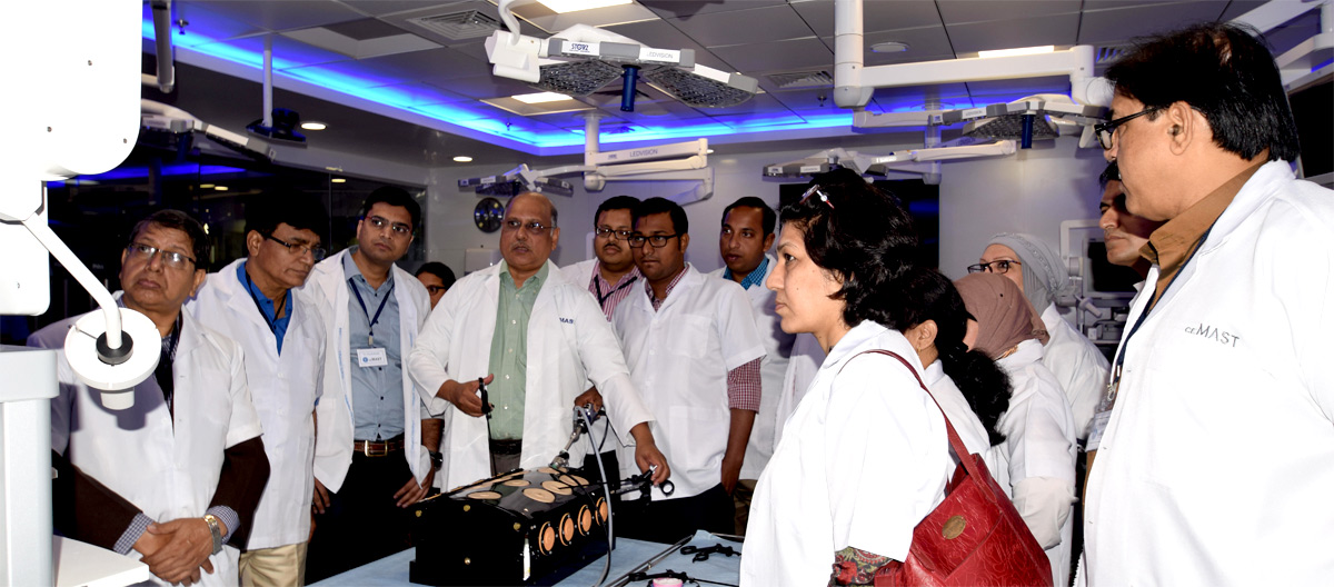 Certificate Course in Advance Laparoscopic Gynaecology (focused on Laparoscopic Hysterectomy & Laparoscopic Myomectomy)